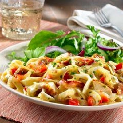 Smokey Mac & Cheese Pasta