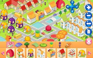 Screenshot of Design Fruit Village