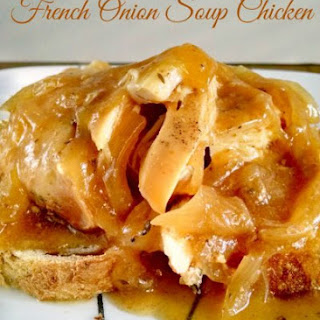 Chicken Breasts French Onion Soup Recipes