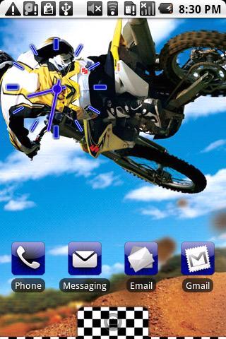 Motocross Theme HD