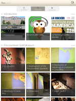 Screenshot of Smart Audio Tours: Gold Museum