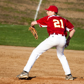 by Colin Anderson - Sports & Fitness Baseball