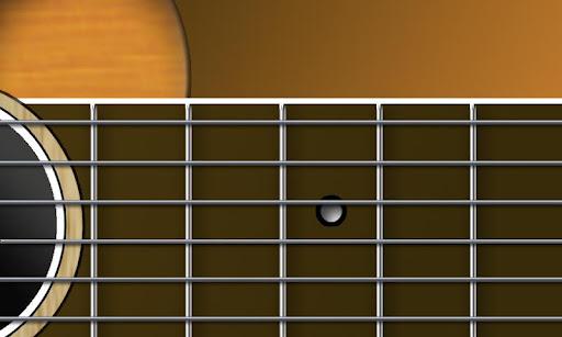 アコースティックギターのフレット