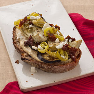 Artichoke Heart Sandwich Recipes