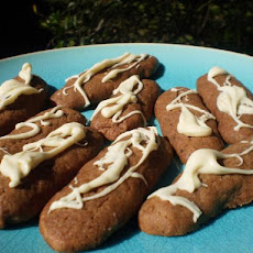 Mocha Magic Cookie Fingers