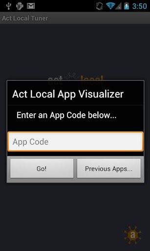 Act Local Tuner