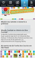 Screenshot of Vitória do Riso Festival
