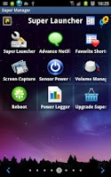 Screenshot of Super Manager 3.0