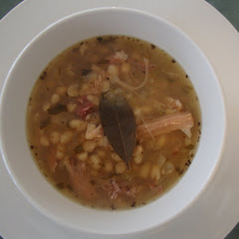 """The Best"" Bean and Ham Soup"