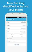 Screenshot of Dovico Mobile