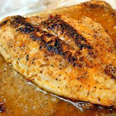Baked Blackened Catfish