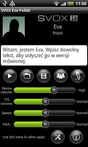 SVOX Polish Polska Eva Voice