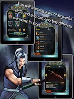 Screenshot of Blade Journey(KungFu Run)