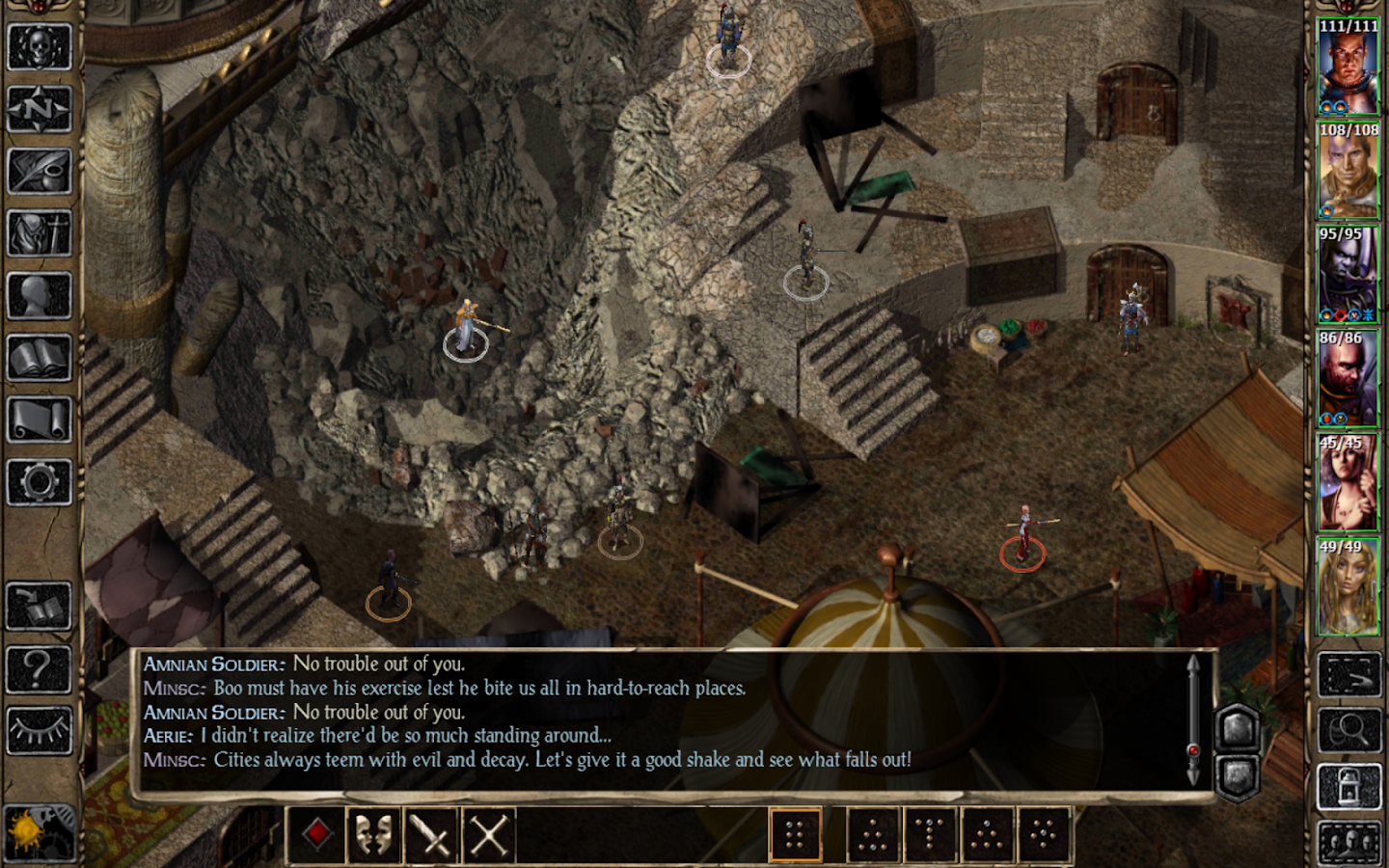 Baldur's Gate II Screenshot 8