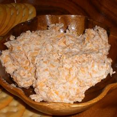 Smoky Cheese Spread