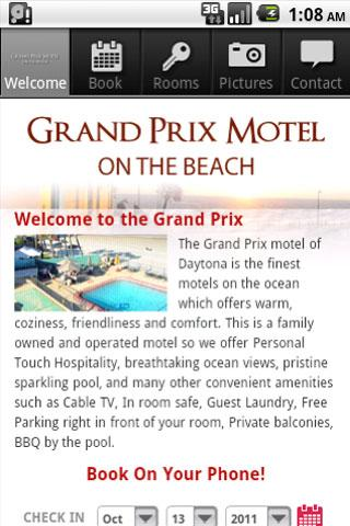 Grand Prix Motel