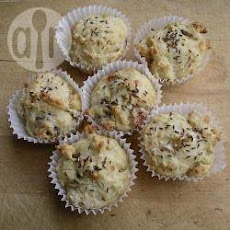Savoury Bacon and Cheese Muffins