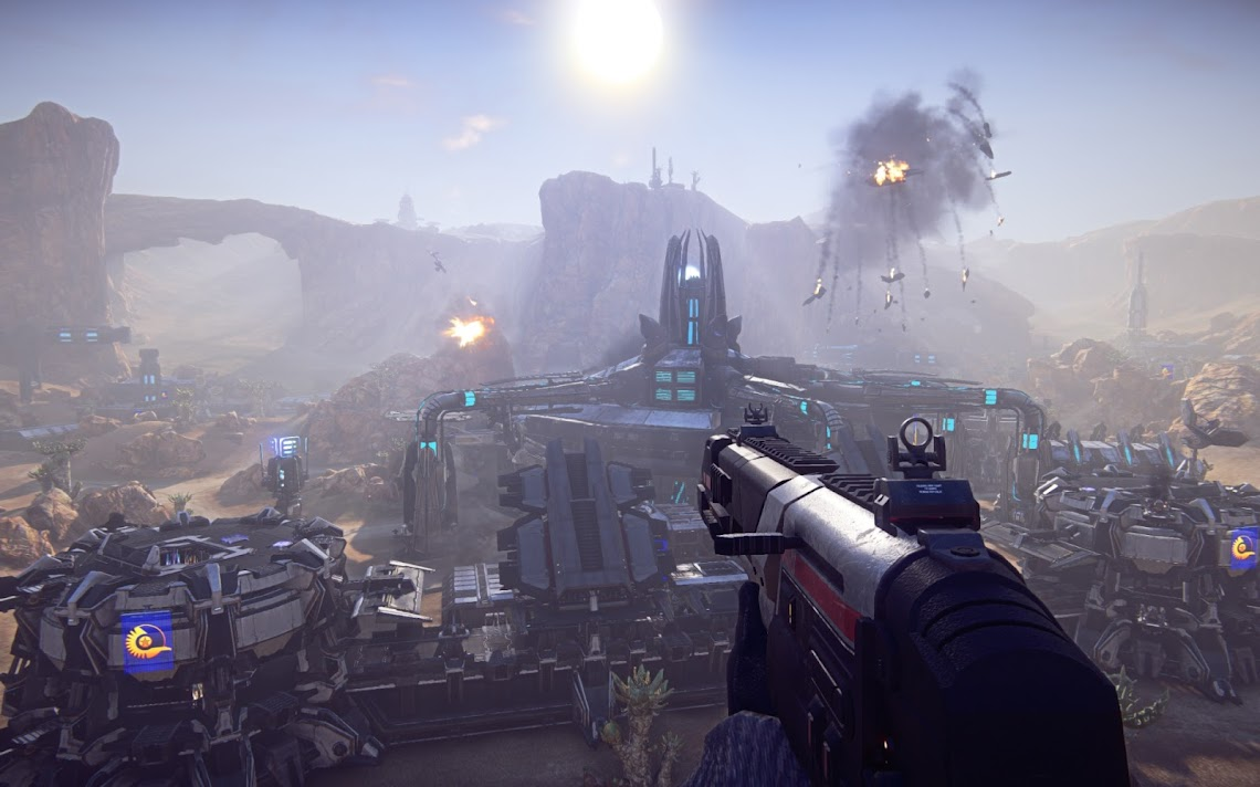 Planetside 2's Operation: Make Game Faster Phase 1 patch launches today