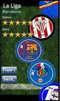 Screenshot of Soccer Tab (Football)