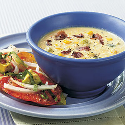 Corn and Bacon Chowder