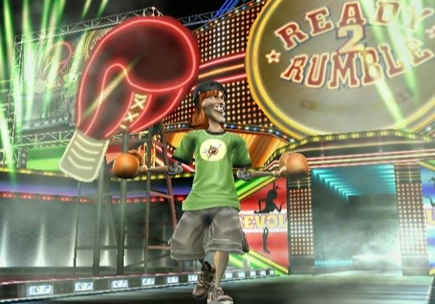 Ready 2 Rumble - Revolution