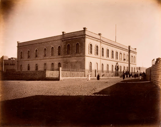 The French Hospital in Jaffa