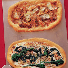 Broccoli Rabe Pizza Topping