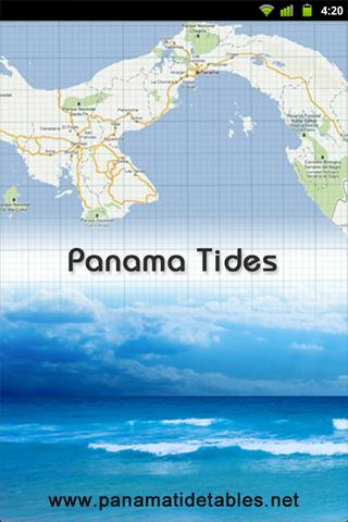 Panama Tides