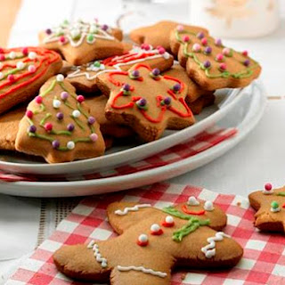 Ginger And Orange Biscuits Recipes
