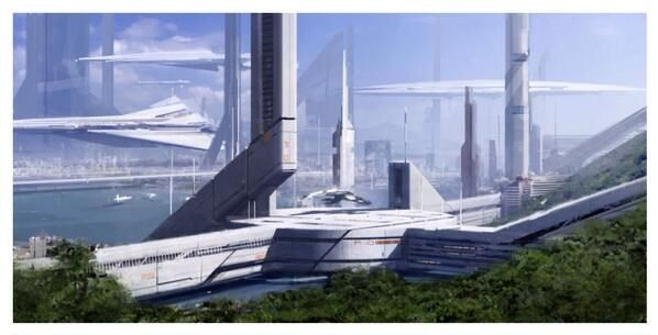 Mass Effect artwork appears in an episode of Marvel Agents of SHIELD