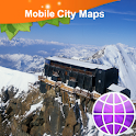 Monte Rosa Street Map icon