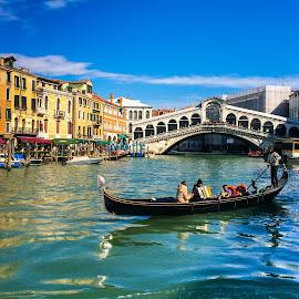 Venice by Mihai Popa - Instagram & Mobile iPhone ( italia, venetia )