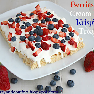 Cream Cheese Rice Krispies Recipes