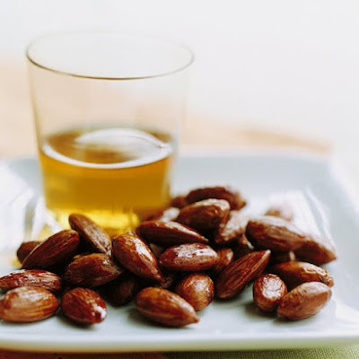 Tamari-and-Maple-Roasted Almonds