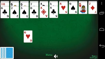 Screenshot of Spider Solitaire Game Free