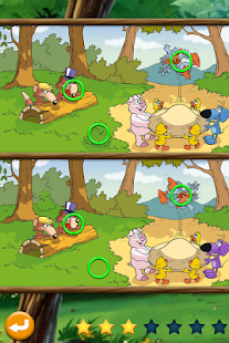 The Ugly Duckling Differences - screenshot