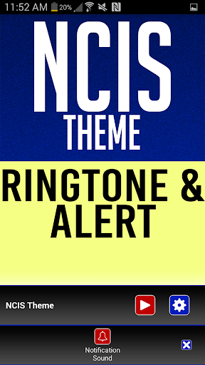 NCIS Theme Ringtone & Alert - screenshot