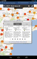 Screenshot of WunderMap