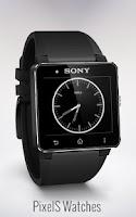 Screenshot of PixelS Watch for Smartwatch 2