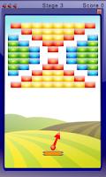 Screenshot of The Brick Breaker Plus