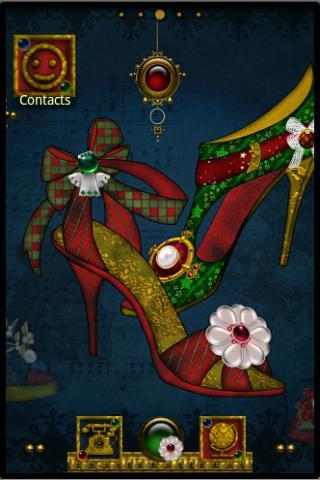 ADWTheme珠寶的高跟鞋