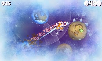Screenshot of Starcrossed