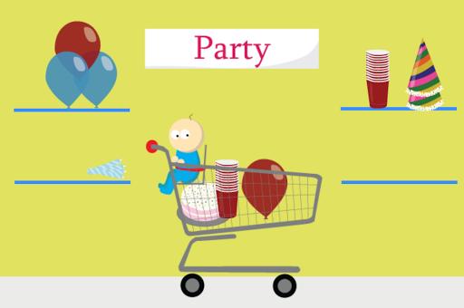 Toddler Shopping 2 - screenshot