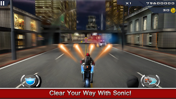 Screenshot of Dhoom:3 The Game