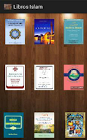 Screenshot of Libros Islam