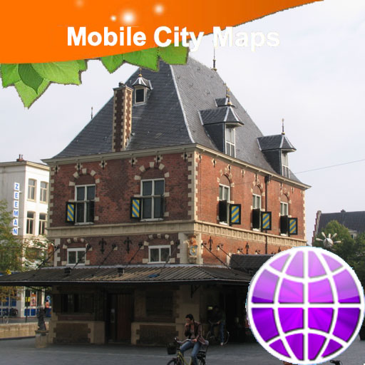 Leeuwarden Street Map 旅遊 App LOGO-APP試玩