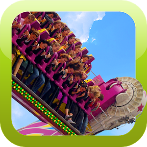 Funfair Simulator: Spin-around