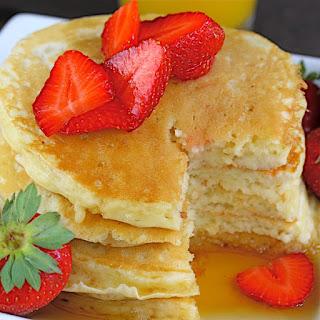 Buttermilk Pancakes Microwave Recipes