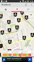 Screenshot of BikeShare!
