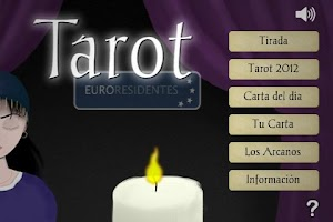 Screenshot of Tarot Euroresidentes